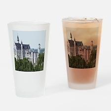 Neuschwanstein002 Drinking Glass