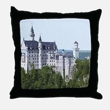 Neuschwanstein002 Throw Pillow