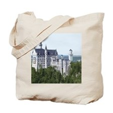 Neuschwanstein002 Tote Bag