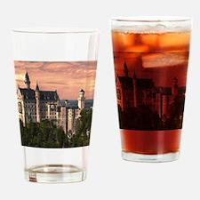 Neuschwanstein003 Drinking Glass