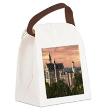 Neuschwanstein003 Canvas Lunch Bag