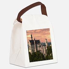 Neuschwanstein003 Canvas Lunch Bag