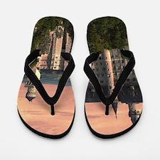 Neuschwanstein003 Flip Flops