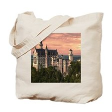 Neuschwanstein003 Tote Bag