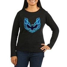 Firebird / Trans Am - Blue Long Sleeve T-Shirt