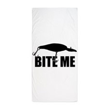 Bite me Beach Towel