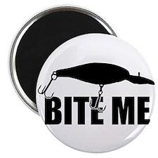 "Bite me 2.25"" Magnet (10 pack)"