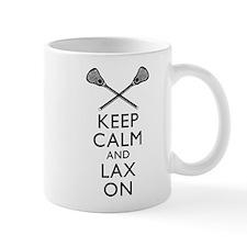 Keep Calm And Lax On Mug