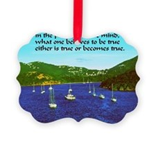 Our truth Ornament