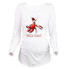 Santa Craws - Crawdad Christmas Long Sleeve Matern