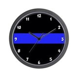 Blue line Basic Clocks