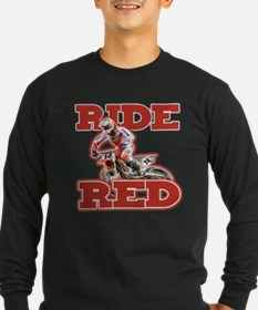 Ride Red 2013 Long Sleeve T-Shirt