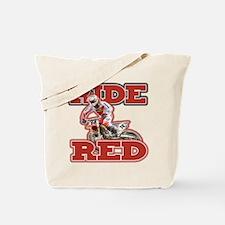 Ride Red 2013 Tote Bag