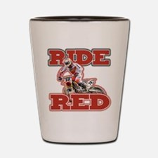 Ride Red 2013 Shot Glass