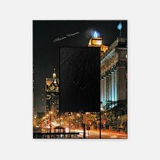 Milwaukee, Wisconsin Cityscape at Ni Picture Frame