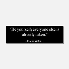 Cool Quotes Car Magnet 10 x 3