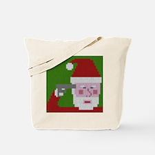 Suicidal Santa Tote Bag