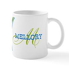 Stylish Custom Monogram Mug
