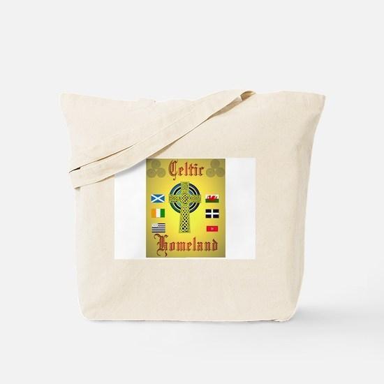 Celtic Homeland.:-) Tote Bag