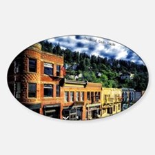 Deadwood, South Dakota Decal