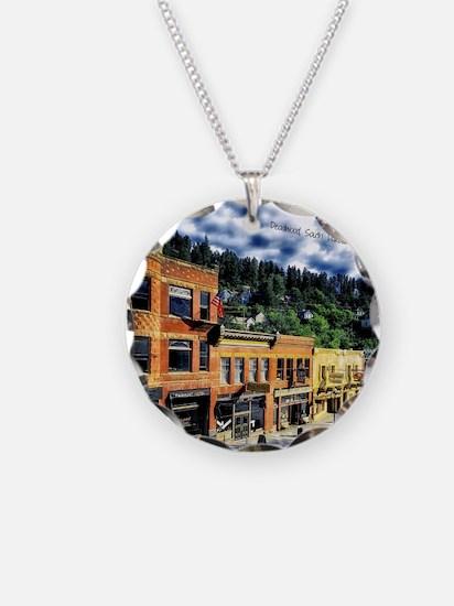 Deadwood, South Dakota Necklace