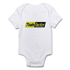TWIN FACTOR - Infant Bodysuit