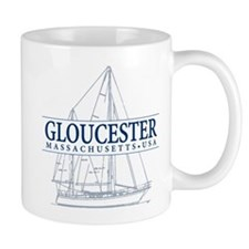 Gloucester - Small Mug