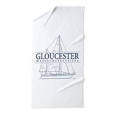 Gloucester - Beach Towel