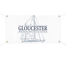 Gloucester - Banner