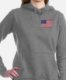 USA Women's Hooded Sweatshirt