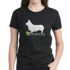 white corgi T-Shirt