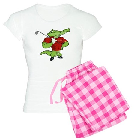 The Golf Gator Women's Light Pajamas