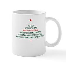 MERRY CHRISTMAS Mug Mugs