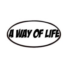 A WAY OF LIFE Patches