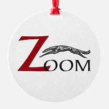 Zoom Borzoi Ornament
