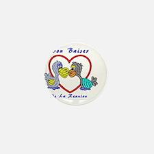 romantic dodo Mini Button