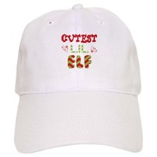 Cutest Lil Elf Baseball Baseball Cap
