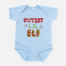 Cutest Lil Elf Body Suit