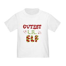 Cutest Lil Elf T-Shirt