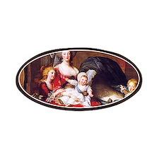 Lebrun: Marie Antoinette & children Patches