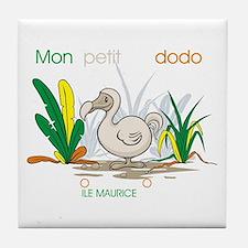 dodo Tile Coaster