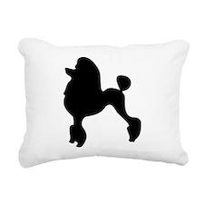 Standard Poodle Pillow