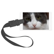 Mooky head shot with watermark Luggage Tag