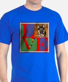Personalize Love Stamps for Pets! T-Shirt
