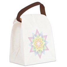 Esther Star Canvas Lunch Bag