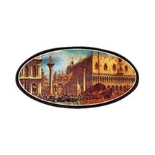 Canaletto: Bucentaurs Return Patches