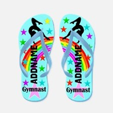 Gymnast Star Flip Flops