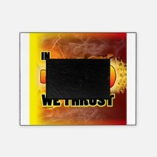 In Nitro We Thrust Picture Frame