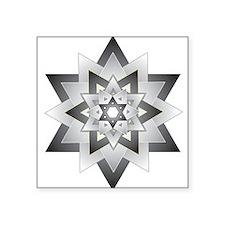 Jacob Star Sticker