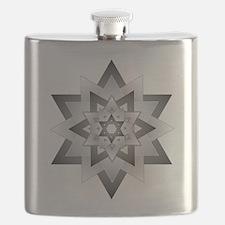 Jacob Star Flask
